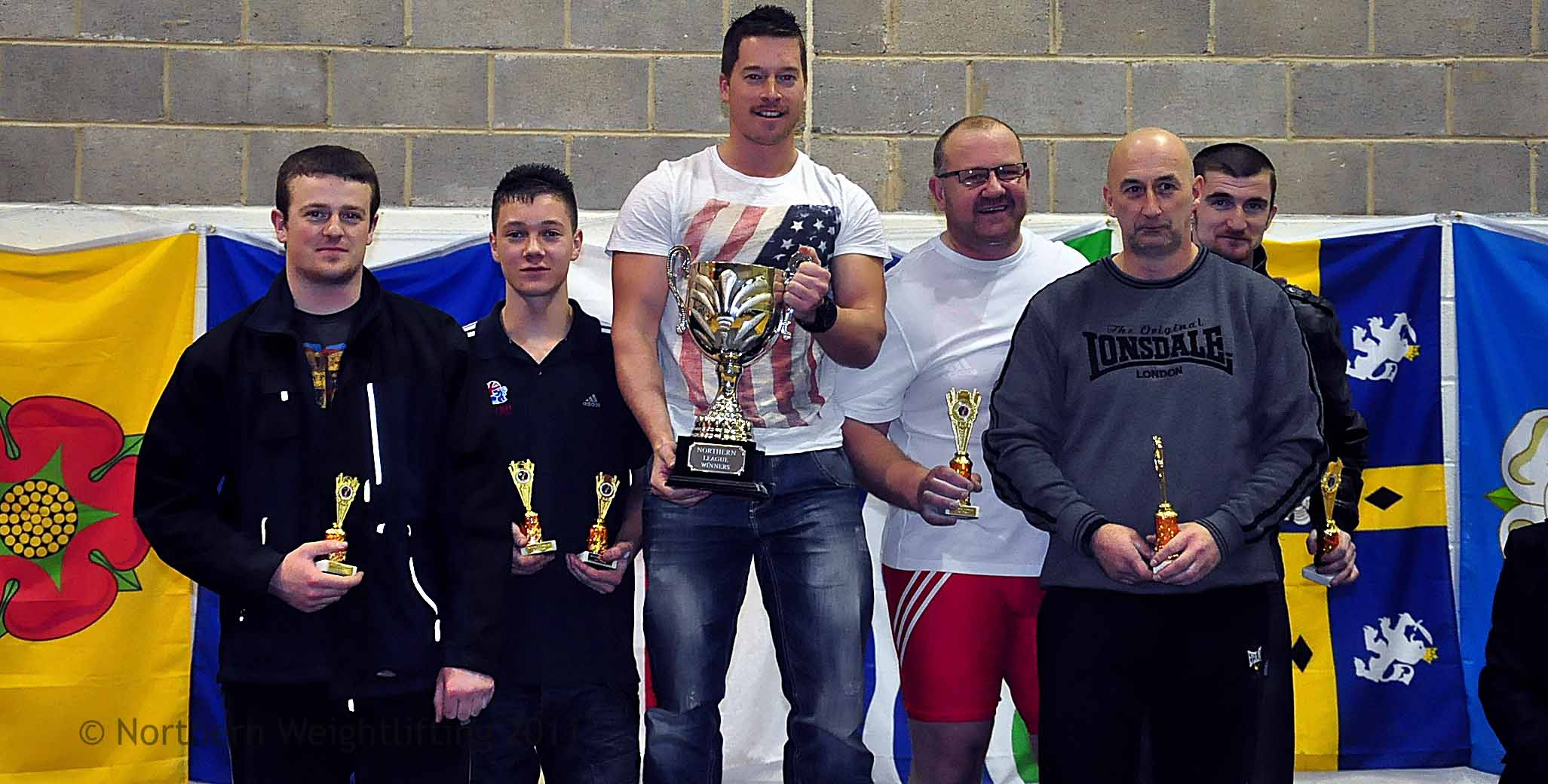 BWL League Men Winners
